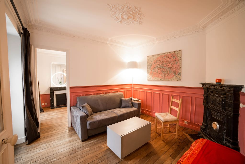 Charmant appartement champs elys es vue splendide - Charmant apprtement masthuggslidengoteborg ...