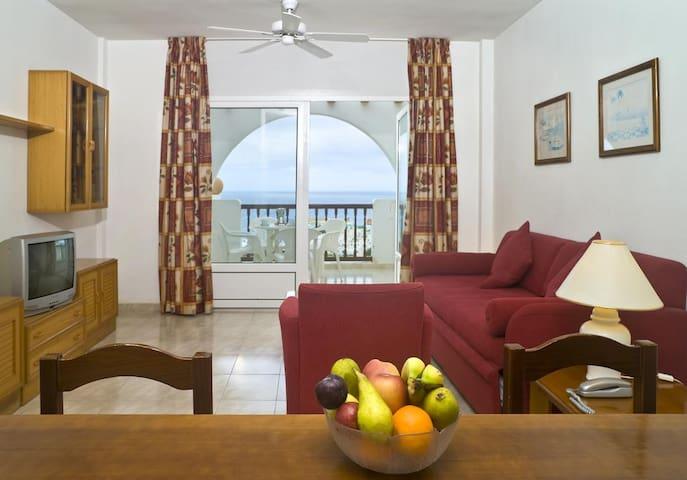 Appartamento in residence con piscina Adeje