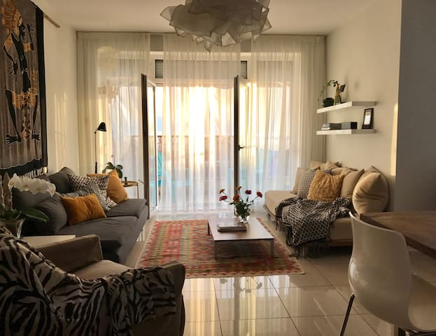 A chic and comfortable apartment in Varna
