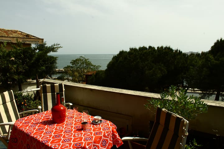The Pirate's House - Sea view - Formia - Flat