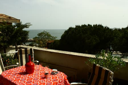 The Pirate's House - Sea view - Formia - Lägenhet