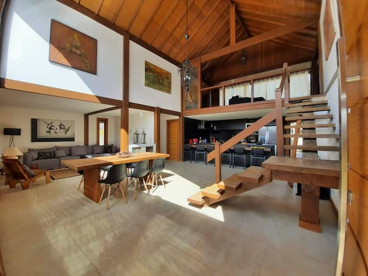 Exclusividade e conforto na Serra - Casa 4