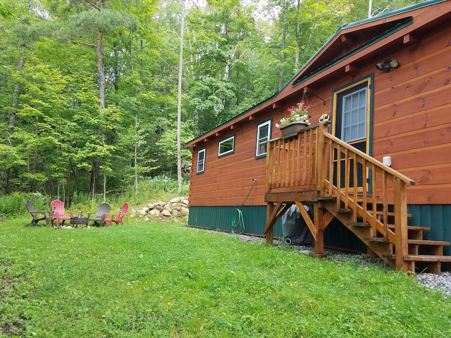 saranac lake cabin close to everything cabins for