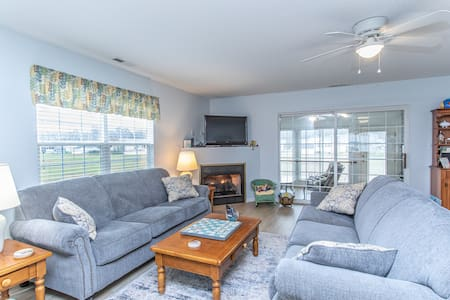 Spacious and Safe Bethany Beach Retreat