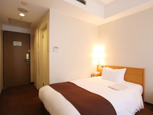 Laguna Suite Nagoya - Standard Single Room (semi double bed)(Breakfast x/ Dinner x)