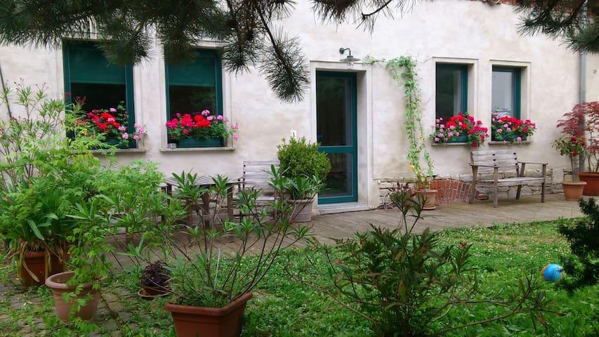 Ferienwohnung Cottage- Leipzig - Leipzig - Appartement