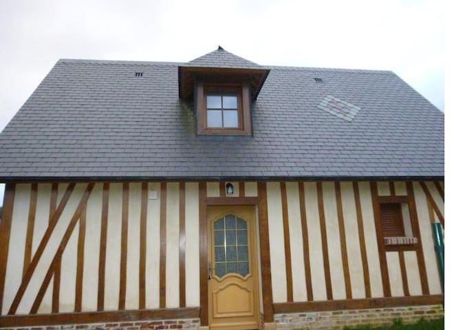 Gîte le bâtiment - Héricourt-en-Caux - 一軒家
