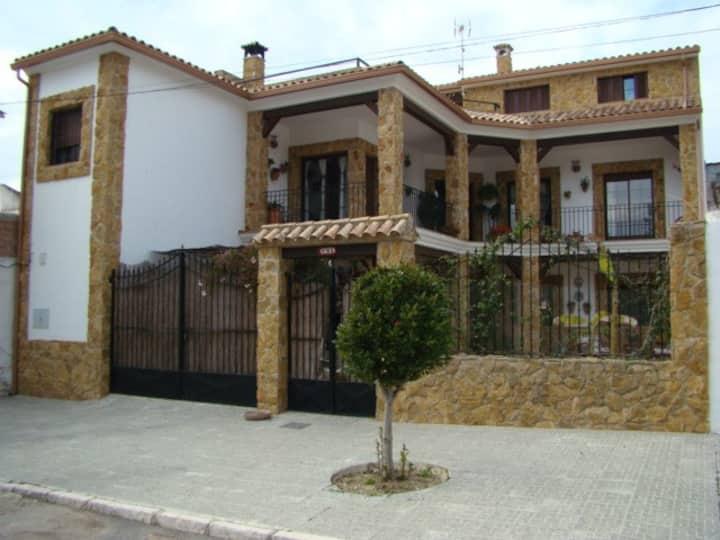 Balcón flamenco