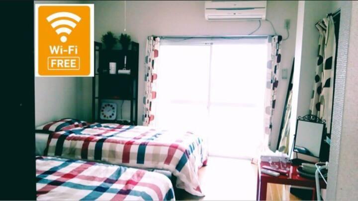クロ202 池袋 大塚 巣鴨エリアのマンションタイプ三密回避 家具家電付きで自炊可能 消毒殺菌清掃
