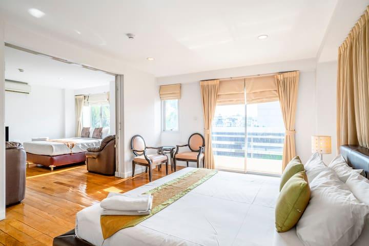 505★Nara Suite Residence Bangkok★会说中文❤️