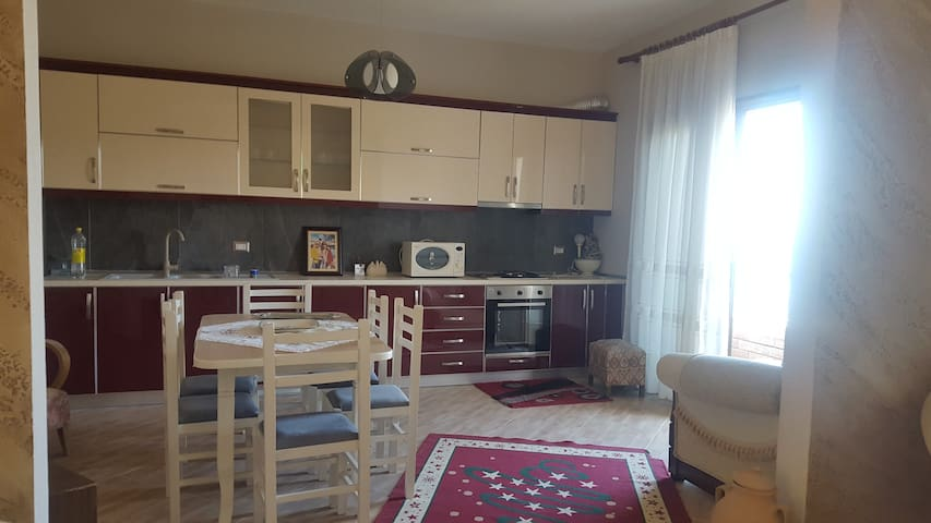 Perfect and beautiful big apartment in Vlore