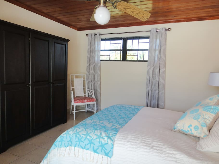 Private Guest room on main floor
