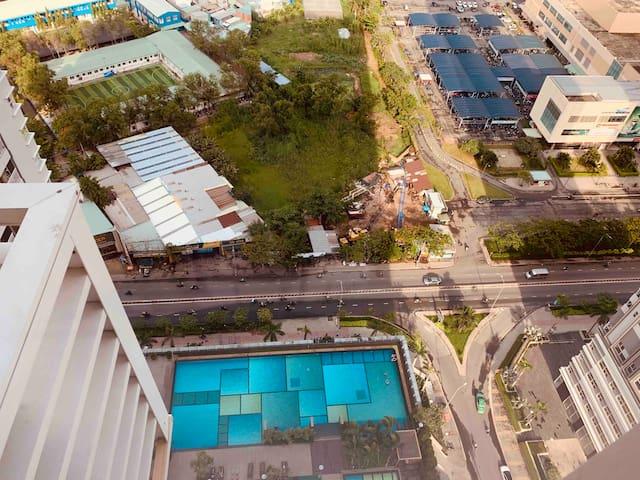 ✔️선라이즈 시티 X동 원룸❤ Sunrise City 1BR 1Bath