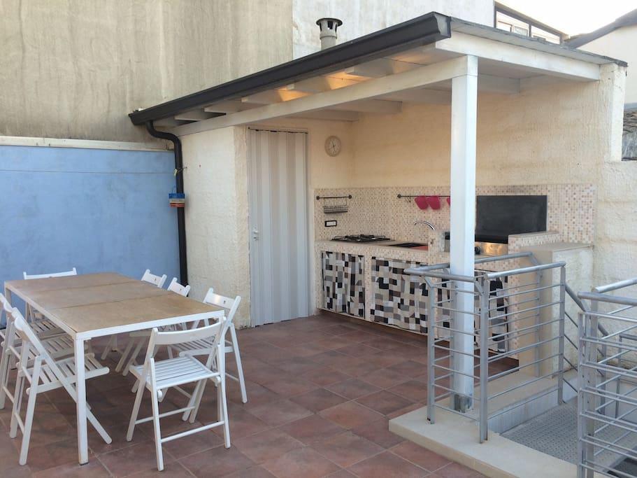 CASA LINA con 4 camere e terrazzo - Houses for Rent in Canicattini ...