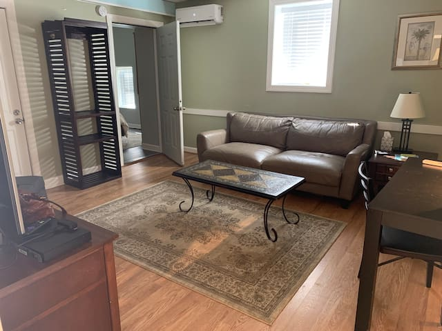 Centrally located near Downtown