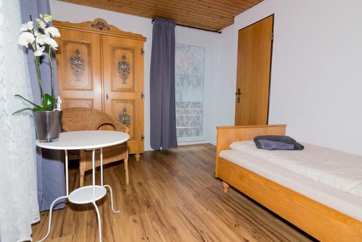 Pension Linde, (Höchenschwand), EZ Zimmer Nr.6