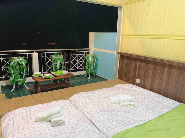 Teluk Batik复古日式风高级公寓