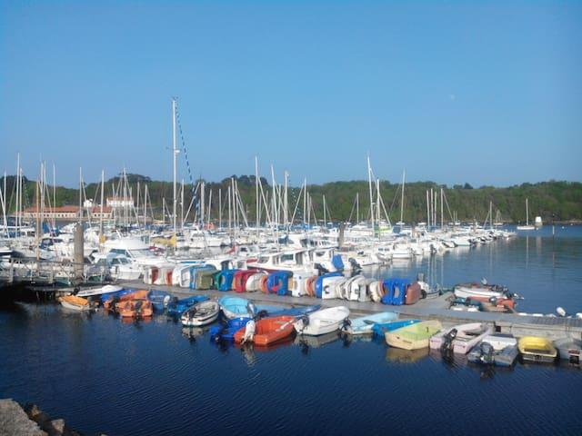 Gîte du Port, idéal pour séjour reposant