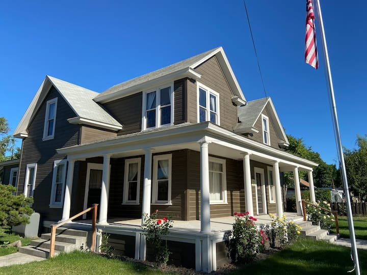 The Powers House - Downtown Echo Oregon