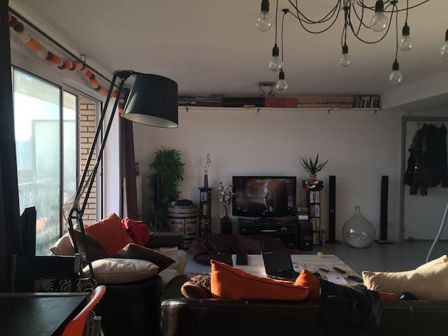 Chambre Lille Marbrerie - (5 min de Lille centre) - Lille - Lägenhet