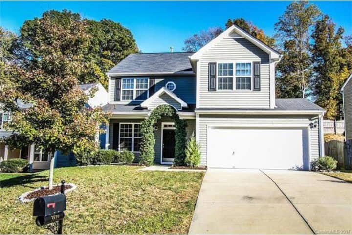 Stunning home in the heart Charlotte