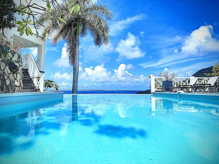 Villa Casa Sand, le luxe à 5' à pieds de la plage