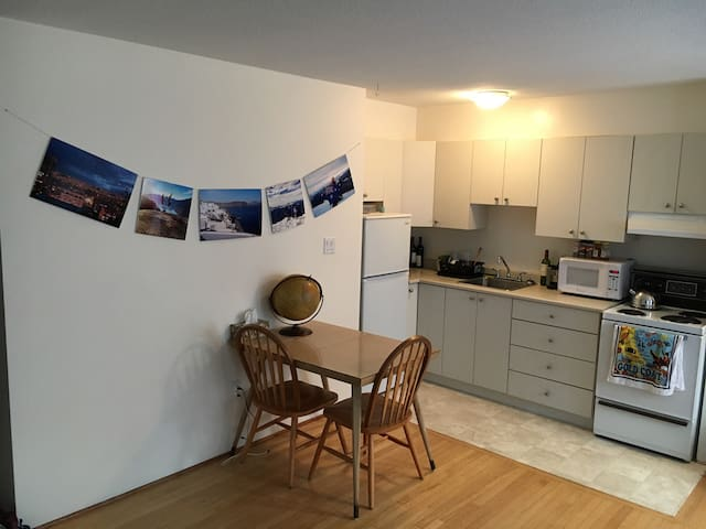 Ideal Bachelor Central Kitslano - Vancouver - Apartament
