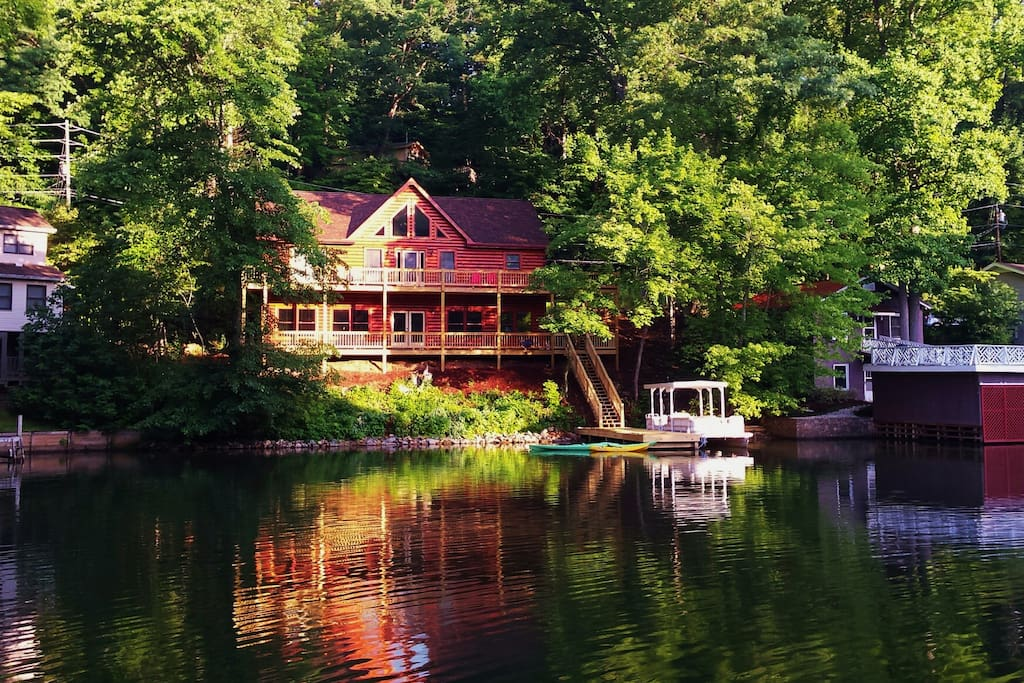 Lodge On Grey Log Cove Cabins For Rent In Lake Lure