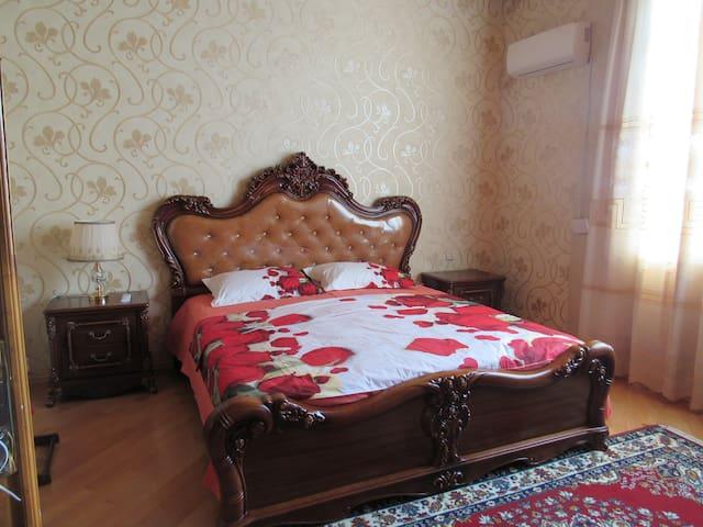 Тихое и спокойное место для гостей,