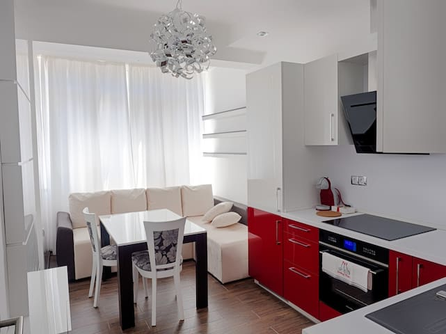Apartment for guests-Luxury apartment