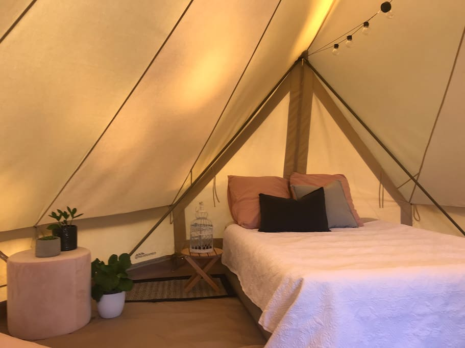 Styled Glamping