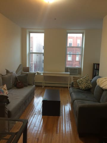 Bright bedroom in Bed-Stuy - Brooklyn - Apartment