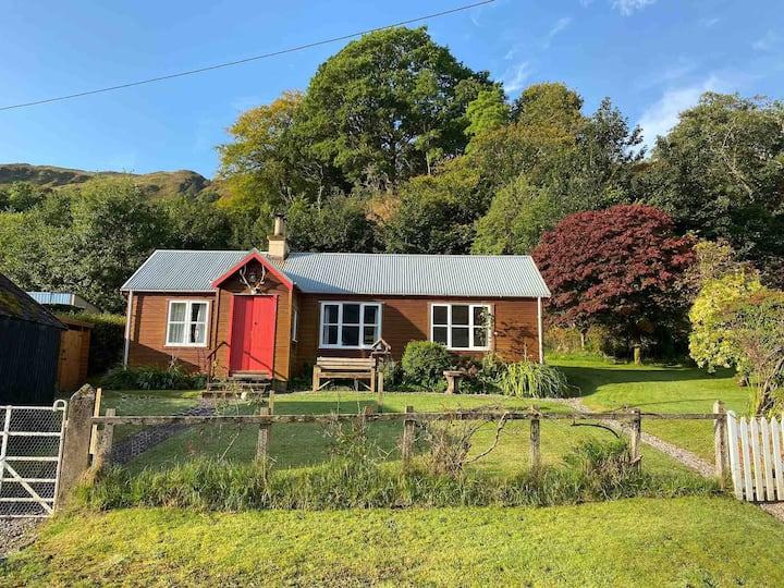 Torran Cottage, Letterfearn, Scottish Highlands