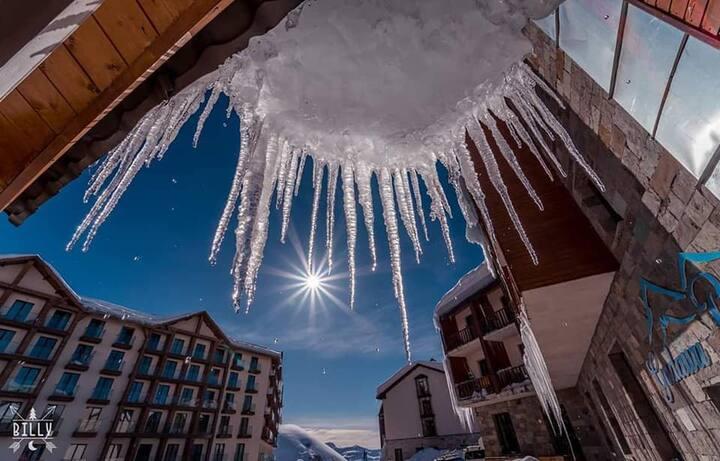 NewGudauri Ski Loft #225