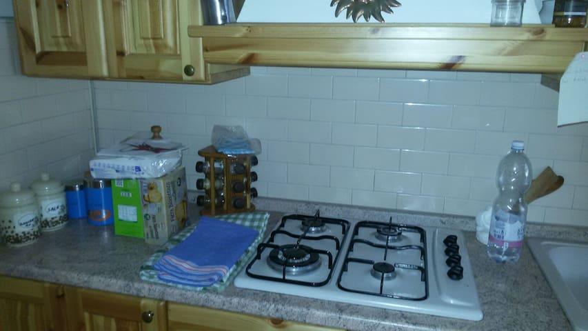 Appartamento rustico in montagna - Fenestrelle - Apartamento