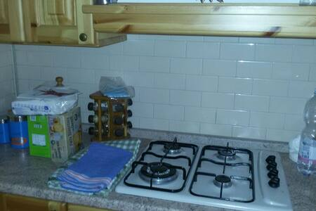 Appartamento rustico in montagna - Fenestrelle - Apartment