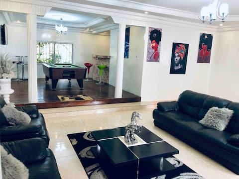 A gorgeous spacious apartment near all the action.