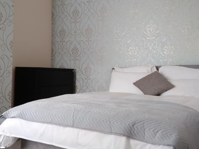 Lyndhurst House - Classic Double Room