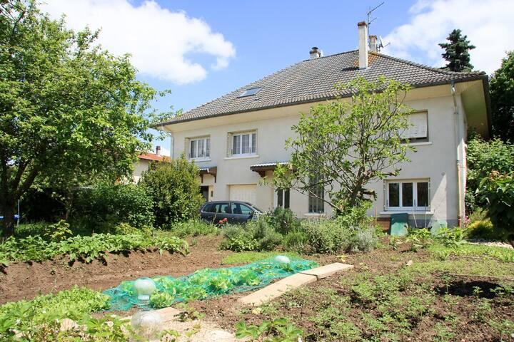Village house. Family friendly. Garden. Veg Plot.
