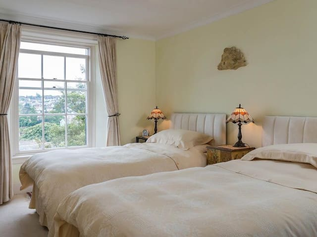 Twin room-Deluxe-Ensuite-Sea View