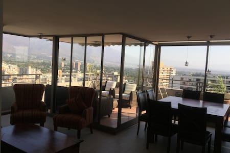Excelente departamento en Las Condes, Santiago - Las Condes