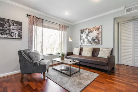 Incredible Midtown Location by Piedmont Park - Atlanta - Apartament