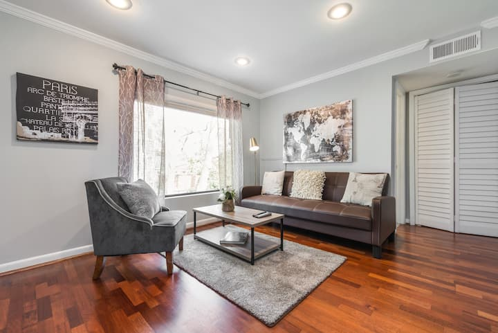 Incredible Midtown Location by Piedmont Park $97