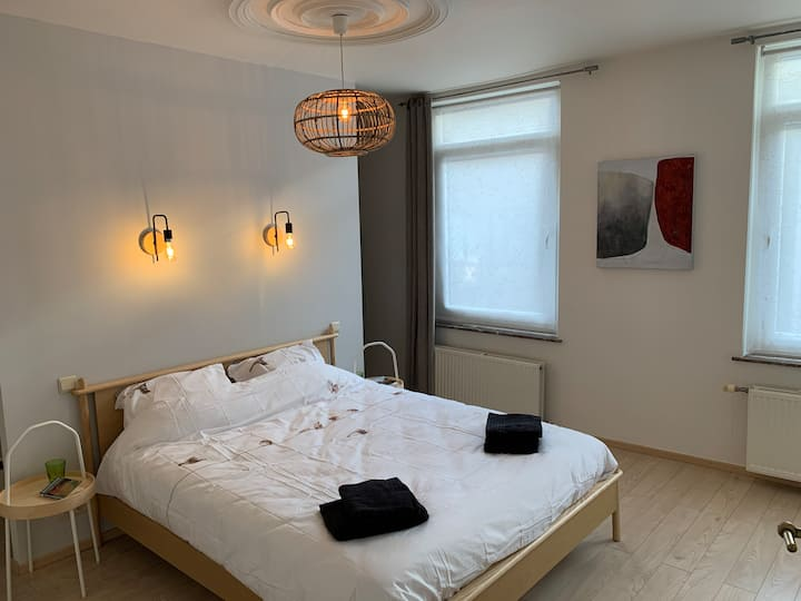 Pepper9, new guesthouse in Tervuren, near Brussels