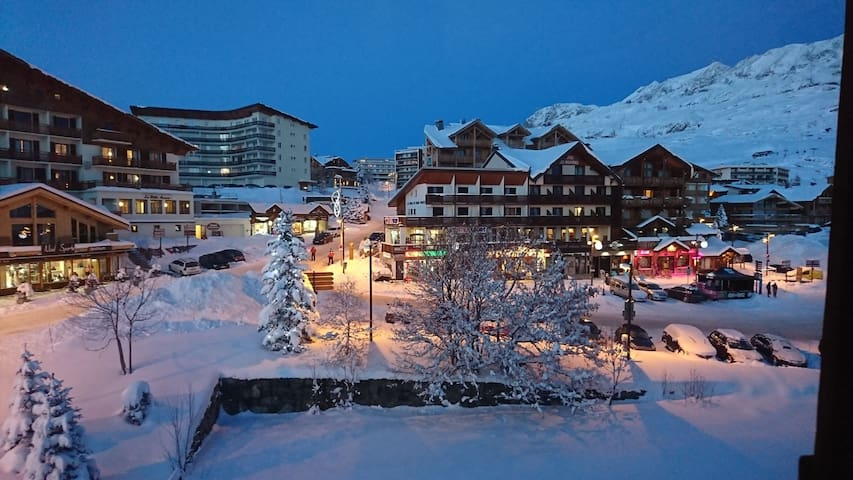Apartment in the Heart of Alpe d'Huez
