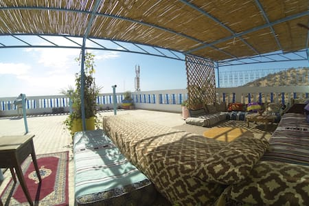 Surf Ocean View Apartment - Inezgane