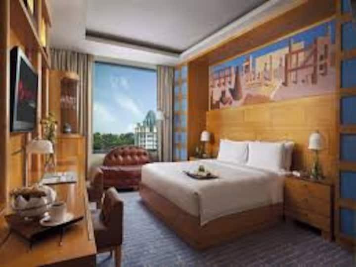 Michael Hotel on Sentosa (圣陶沙麦克尔酒店)