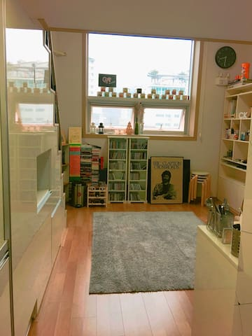 Chan House, 복층 오피스텔 Studio Loft =] 4. 1 OPEN - Nowon-gu - Appartement