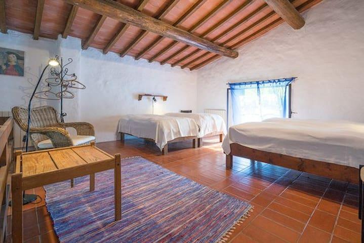 Agriturismo La Fornace FIENILE - Bucine - Apartment
