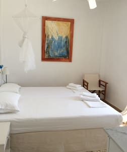 Windmill Rooms Overlooking Sea by Town Centre - Antiparos